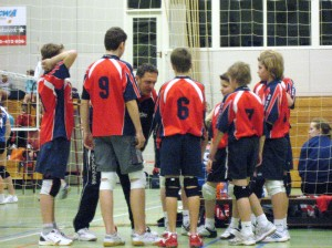 Jongensteam volleybalteam vcSneek 2007